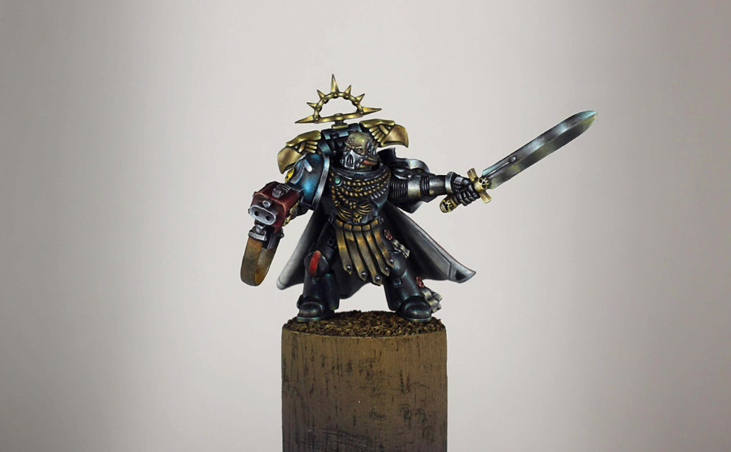 Martin Wyatt Deathwatch Captain