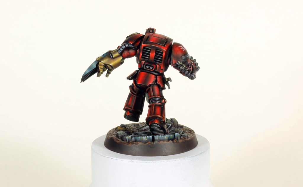 Martin Wyatt Space Marine Hero (back)